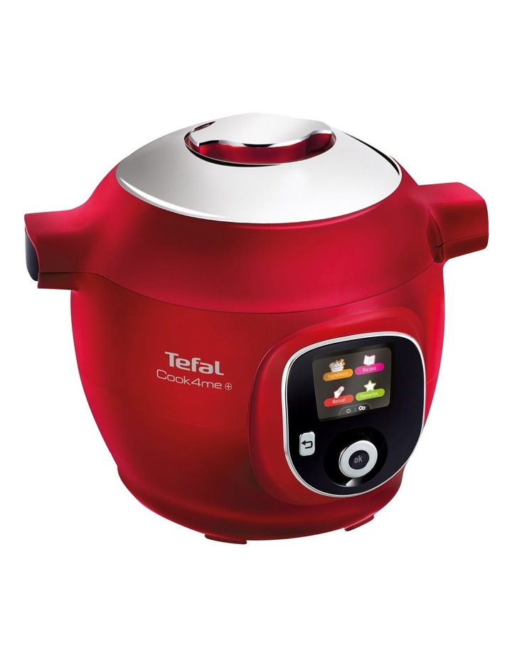 tefal cook for me manual