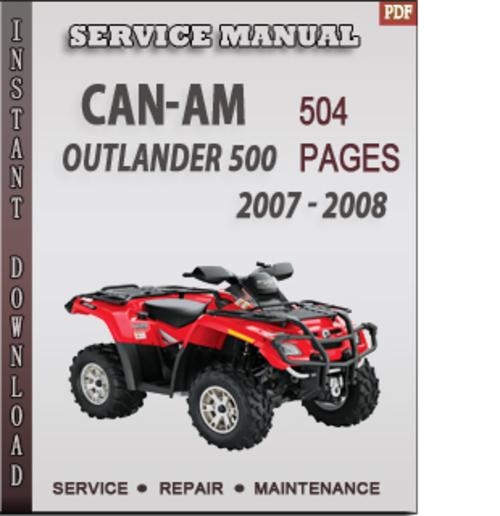 2007 mitsubishi outlander service manual pdf