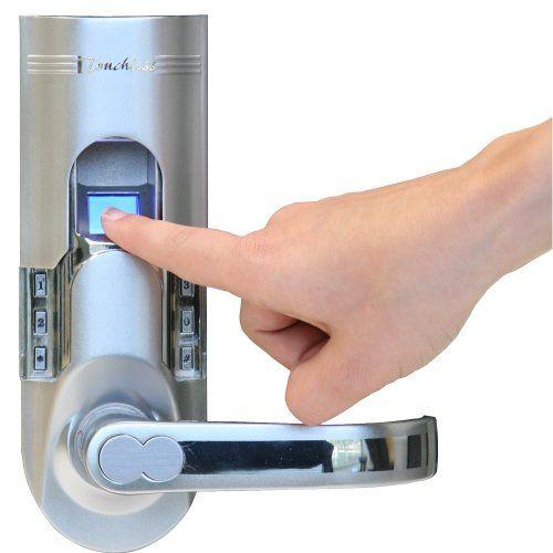 bio matic fingerprint door lock manual