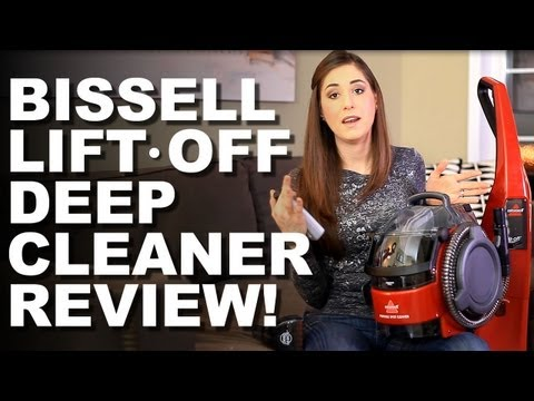 bissell little green proheat manual