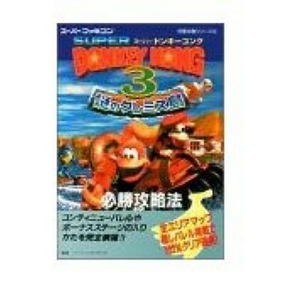 donkey kong country 3 manual