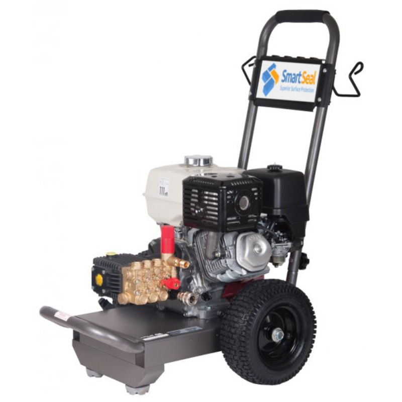 honda gx390 pressure washer manual