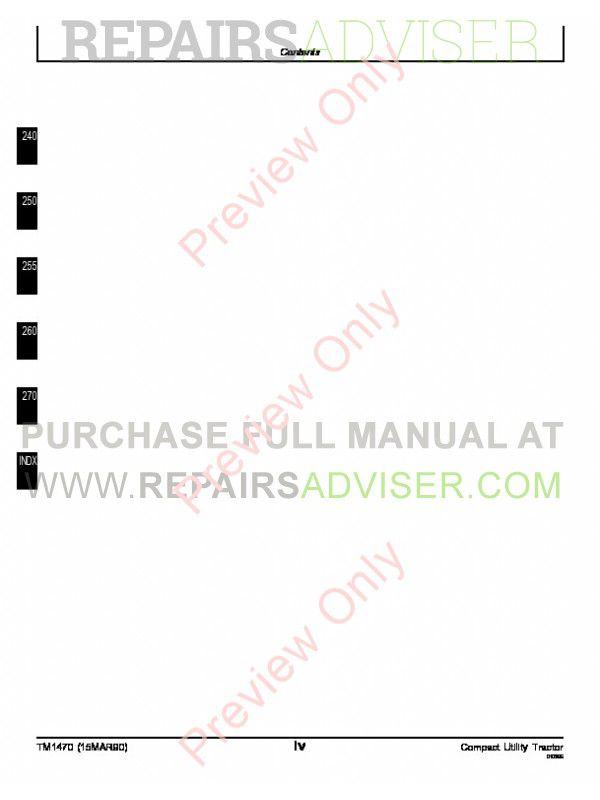 john deere 1070 manual pdf