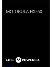 motorola h720 bluetooth headset user manual
