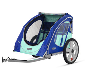 instep take 2 double bicycle trailer manual