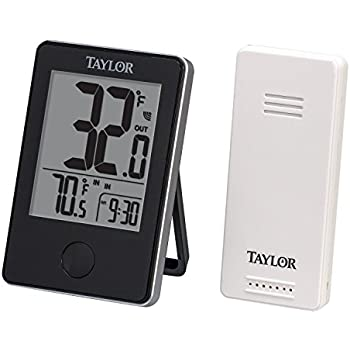 taylor indoor outdoor thermometer manual