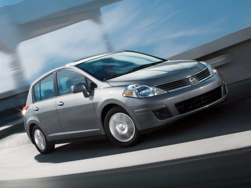 2008 nissan versa manual transmission