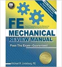 fe review manual michael r lindeburg