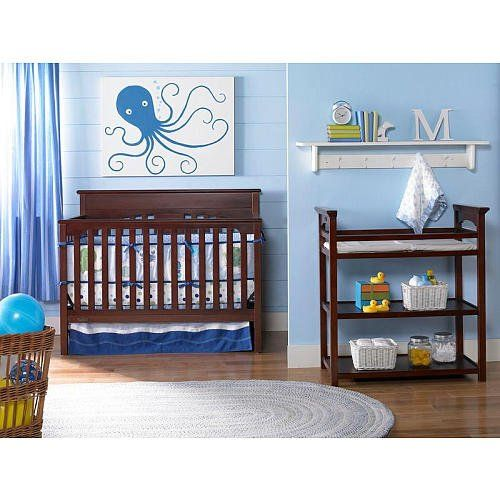 graco lauren crib with changing table manual