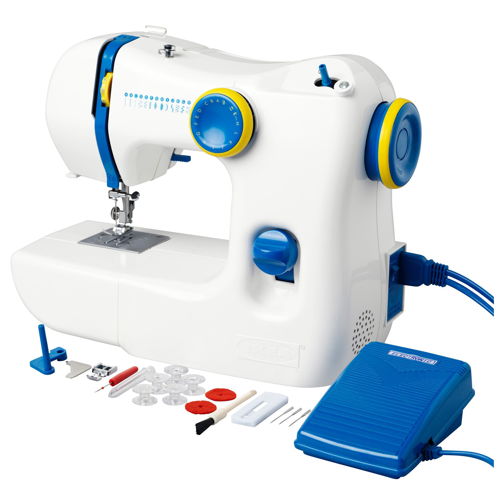 ikea sewing machine instruction manual