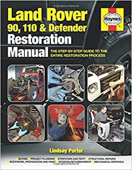 land rover restoration manual pdf