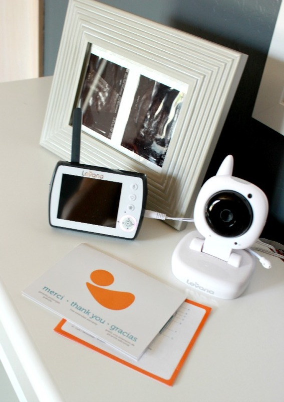 levana lila baby monitor instruction manual