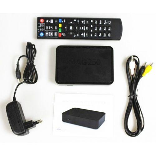 mag 250 remote control manual