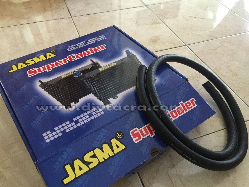 manual gearbox oil cooler kit
