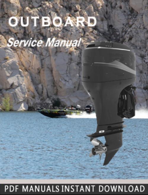 mercury outboard repair manual download