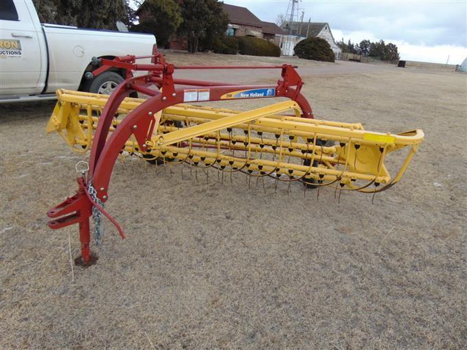 new holland 258 hay rake manual