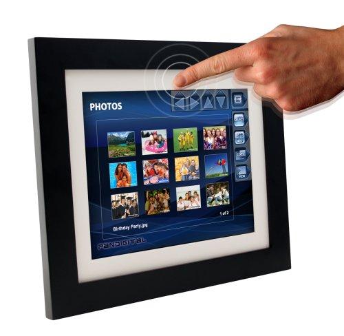 pandigital 10.4 digital photo frame manual