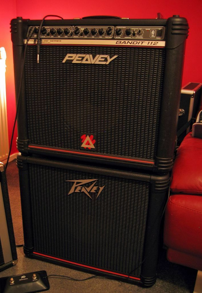 peavey bandit 112 transtube red stripe manual