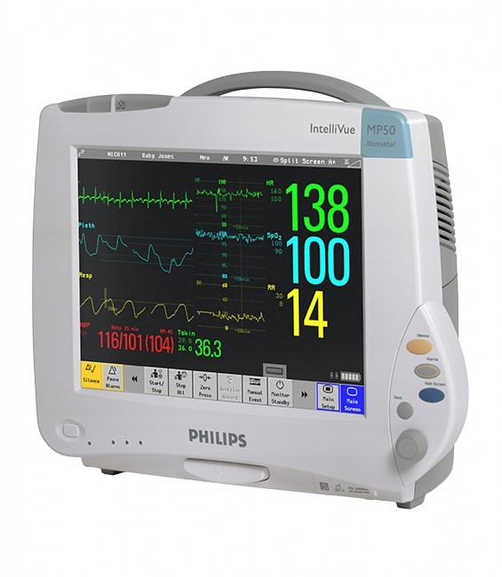 philips intellivue mp30 monitor manual