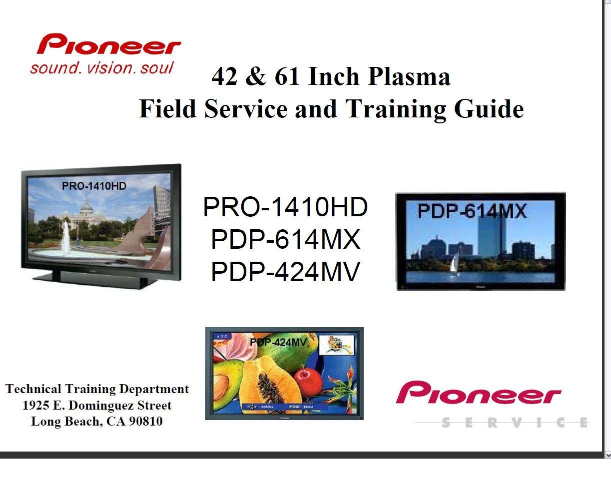 pioneer elite 42 inch plasma tv manual