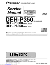 pioneer mosfet 50wx4 manual pdf