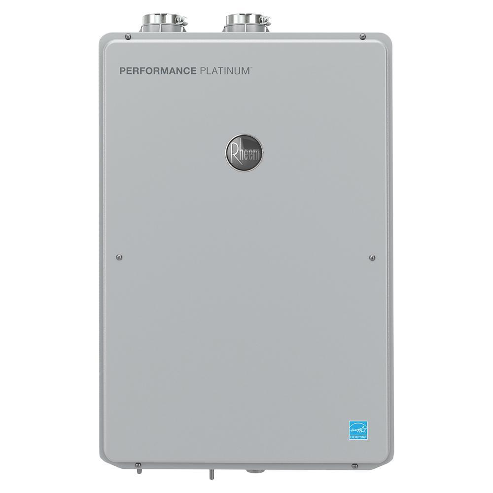 rheem tankless water heater manual