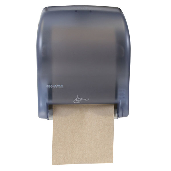 san jamar paper towel dispenser manual