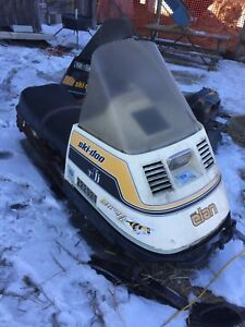 ski doo safari 377 manual