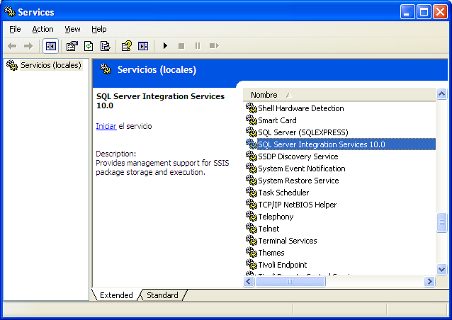 sql server management studio manual