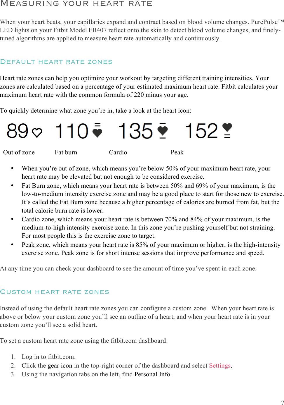 teslasz fitness tracker user manual