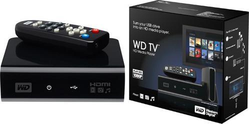 western digital wd tv hd media player manual