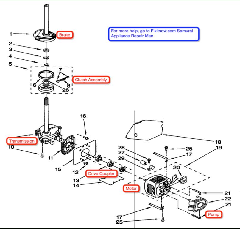 whirlpool cabrio platinum washer manual