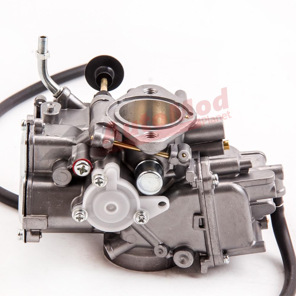 yamaha warrior 350 carburetor manual