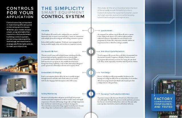 york simplicity control board manual